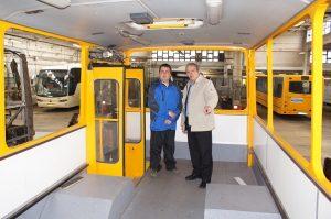 Debreceni forgalomirányítóknál