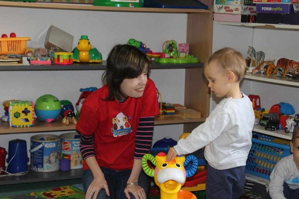 Debreceni játszóházban